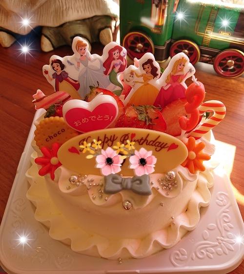 『謹賀新年☆いろいろなお誕生日ケーキ』