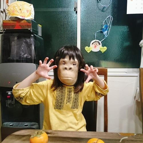 『もうすぐハロウィン☆末娘』