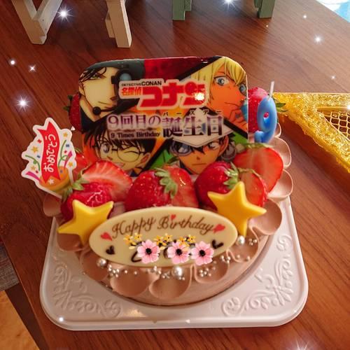 『いろんなお誕生日ケーキ☆驚いたこと』
