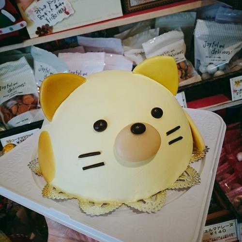 『いろいろなお誕生日ケーキ』