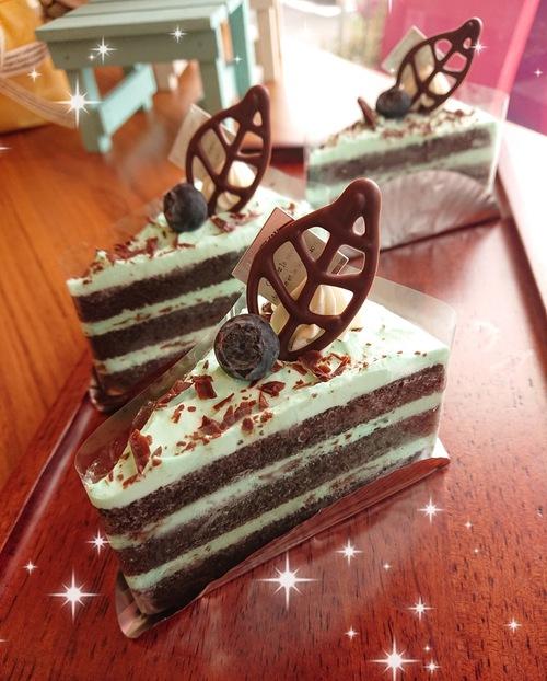 『チョコミント☆』