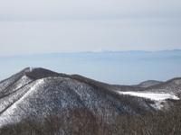赤城山(駒ケ岳~黒檜山)