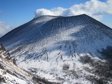 黒斑山~蛇骨岳