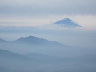 八ケ岳(杣添尾根~横岳) 2