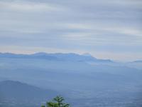 アサマコザクラを見たくて黒斑山へ