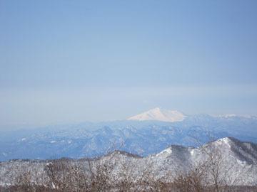 赤城(駒ヶ岳~黒檜山)雪山ハイキング 1
