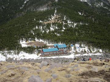 編笠山(八ヶ岳)山頂