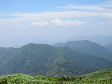 平標山~仙ノ倉山へ再び