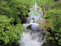 竜頭の滝・華厳の滝
