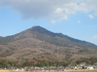 筑波山 日帰り登山