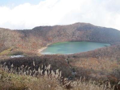 赤城山・地蔵岳