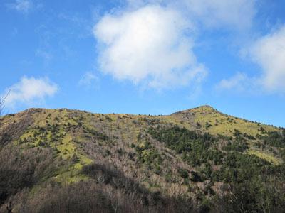 烏帽子岳~湯の丸山