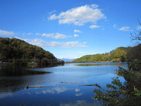 大塩湖さんぽ