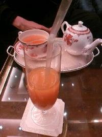 東京のお茶は高い
