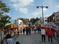 初詣(鹿島神宮)