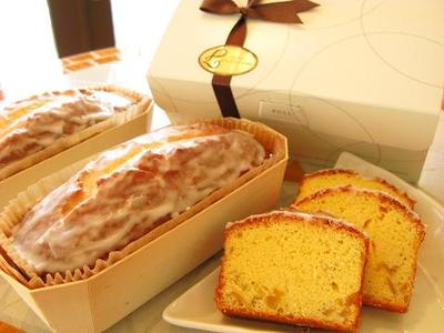 『生姜のパウンドケーキ♪』