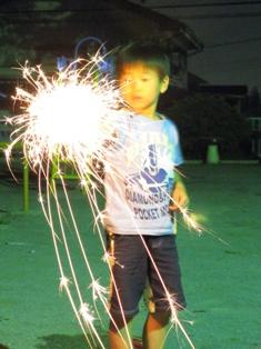 六月の花火☆