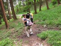 れい散歩♪続・観音山 野鳥の森編