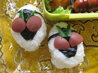 『仮面ライダーなのよ~☆お弁当の日』