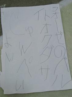2011 クリスマスのお願い☆
