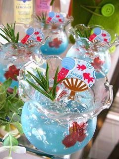『金魚鉢のジュレ☆』