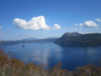 阿寒国立公園・摩周湖の散策