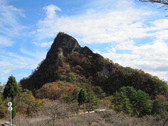 紅葉の妙義山 3