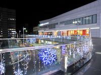 イルミネーション(高崎駅東口)