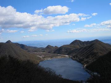 榛名山・掃部ヶ岳のハイキング 3
