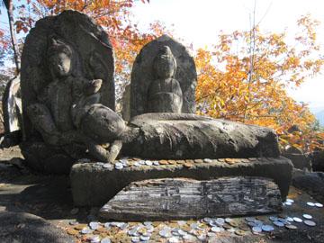 行道山浄因寺~織姫神社ハイキング 1
