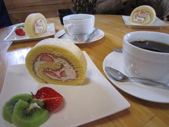 富久樹園カフェ