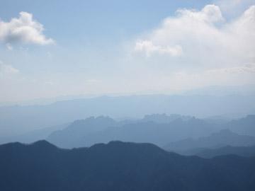 浅間隠山のハイキング 2