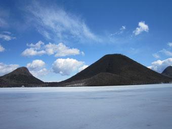 榛名湖~高根展望台の眺め