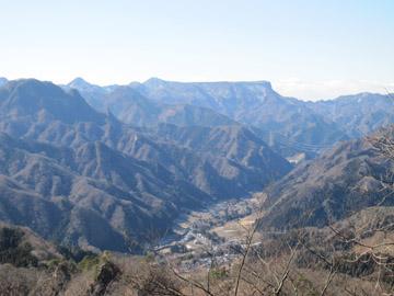 下仁田町・御堂山(じじ岩・ばば岩)の山歩き 2