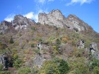 妙義山紅葉 3