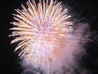 磯部温泉の花火大会