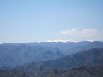 四ツ又山~鹿岳の山歩き 2