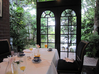 現代仏蘭西料理「朔詩舎」のランチ