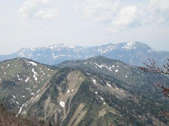 野反湖・白砂山ハイキング 4