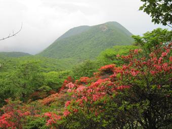 赤城山・荒山ハイキング 1