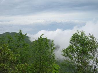 赤城山・荒山ハイキング 2