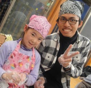 多国籍料理作りで国際交流『タブンカ2016冬』