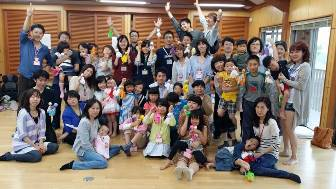 台湾親子との多文化交流INぐんま2014
