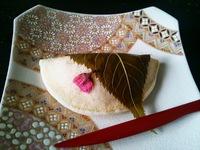 六郎さんの桜餅