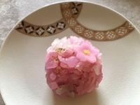 絶品☆桜の和菓子