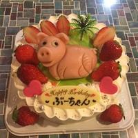 ララスイーツさんのケーキ