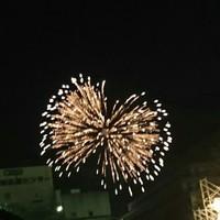 高崎祭り……花火