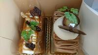 7月30にオープンした パウンドケーキのお店