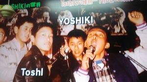 XJAPANの変遷、YOSHIKIのすごさに感動