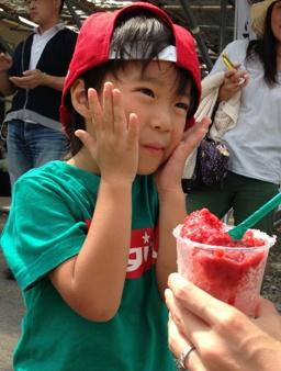 夏フェス2013 「老人ホームとタイアップ!」の巻